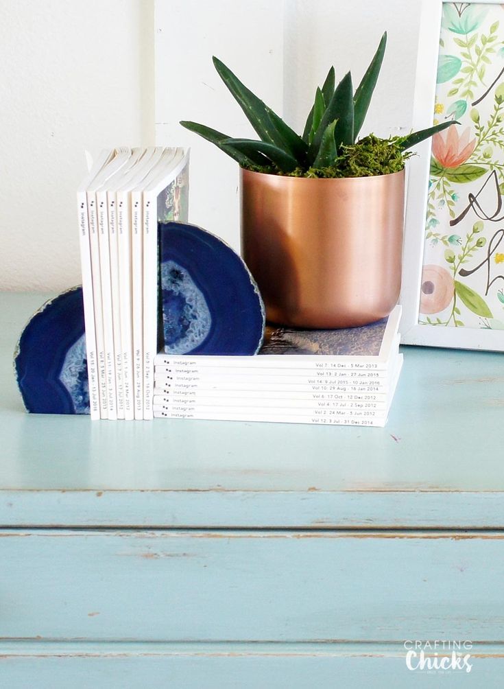 chatbooks and geod bookends
