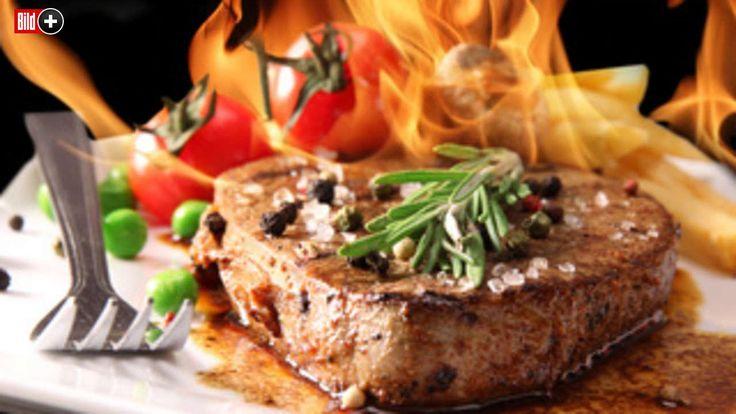 STARKOCH ALFONS SCHUHBECK MACHT ES VOR In fünf Schritten zum perfekten Steak