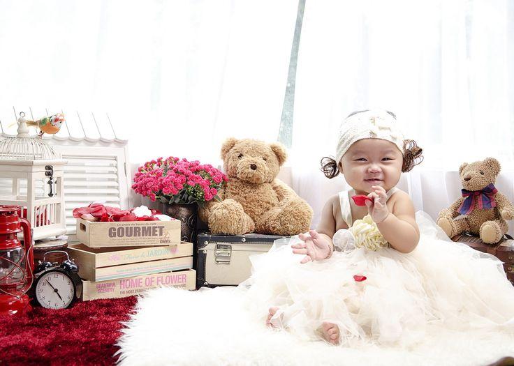 My cutie baby doll