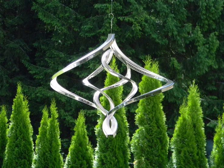 """Garden Ornaments – Wind Spinner """"Butterfly"""" – a unique product by W-Ornaments on DaWanda"""
