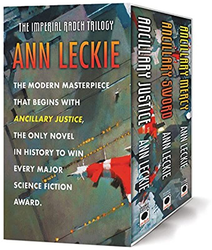 Free Read The Imperial Radch Boxed Trilogy Ancillary Justice Ancillary Sword And Ancillary Mercy Ancillary Justice Books To Read Online Free Books Online
