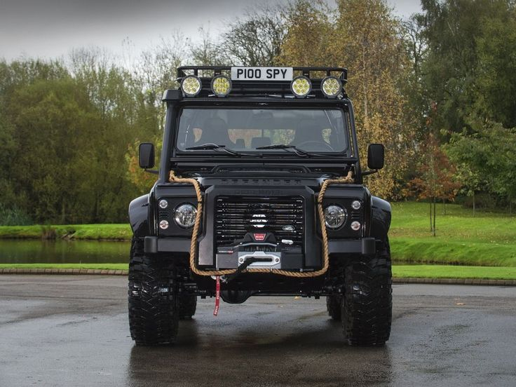 You Must Buy This SVX-Bowler Defender from Spectre