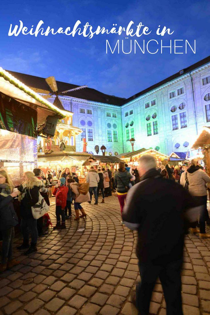 Schöne Weihnachtsmärkte in München