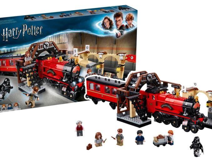 Lego 75955 Hogwarts Express Motorisieren Jangbricks Zeigt Losungen Hogwarts Lego Shops