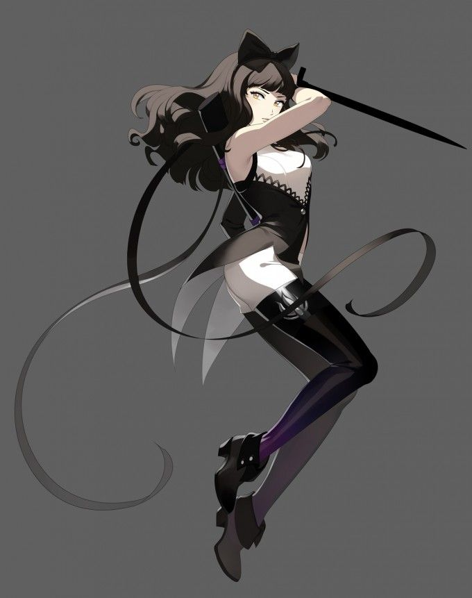 Rooster Teeth Productions: RWBY Concept Art by Ein Lee