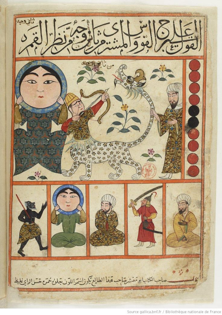 Traité des nativités, attribué à Aboû Maʿschar
