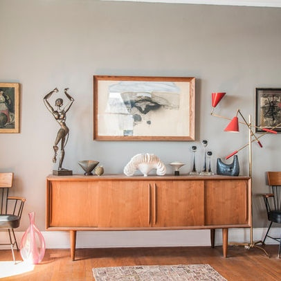 new york city apartment 1 eclectic living room new york by amy krane color i love mid century modern furniture - Mid Century Modern Furniture Nyc