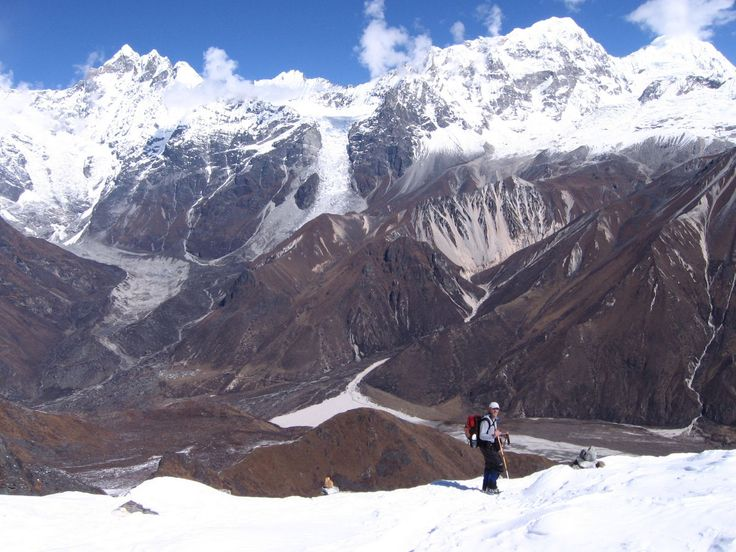 Nepal Trekking:  always wanted to get close to Everest.  Seems like staring death in the eye.  That has to be a complete and total rush.