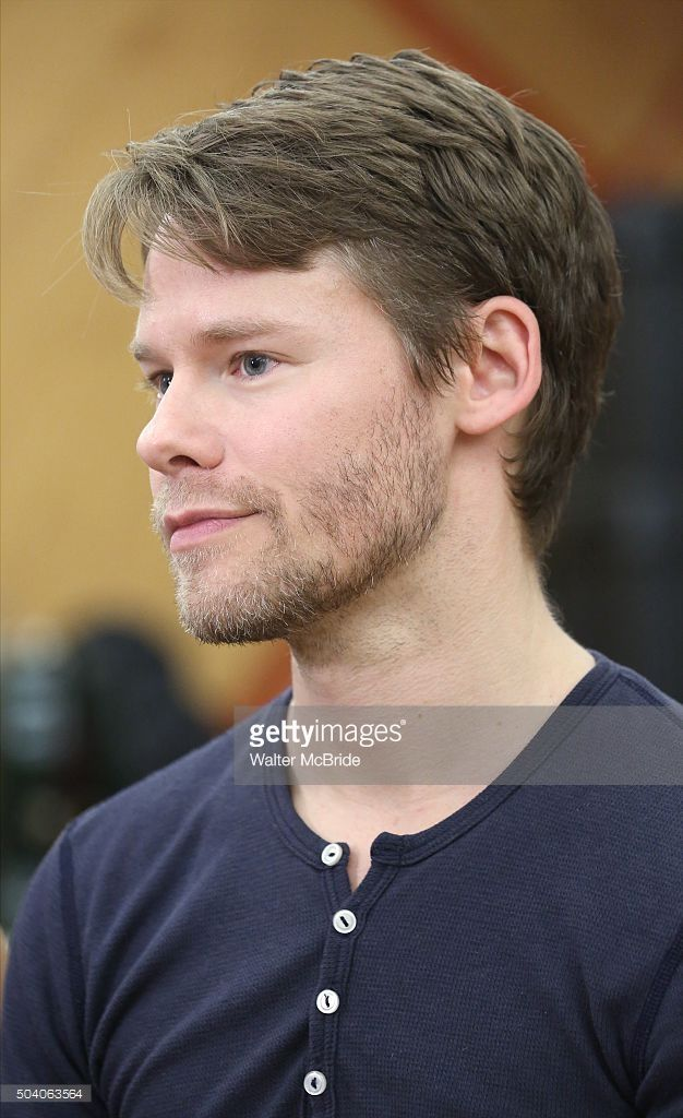 Randy Harrison attends the Meet & Greet for the Roundabout Theatre Company's National tour production of 'Cabaret' at Gibney Studios on January 8, 2016 in New York City.