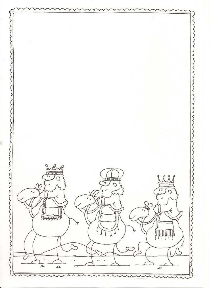 carta als reis d'orient per imprimir - Cerca amb Google