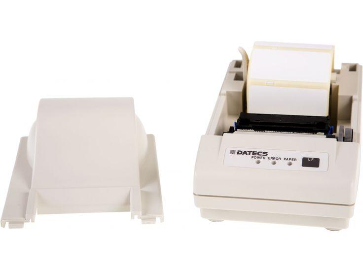 LP-50 este o imprimanta de etichete compacta si accesibila ca pret, ideala in cazul magazinelor de mici dimensiuni.