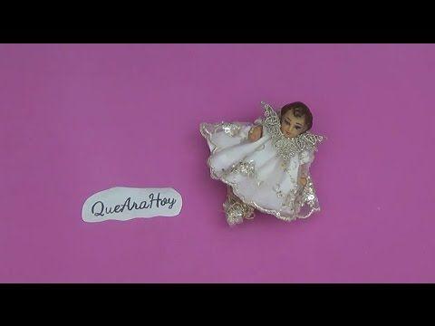Vestido para Niño Dios DIY - YouTube