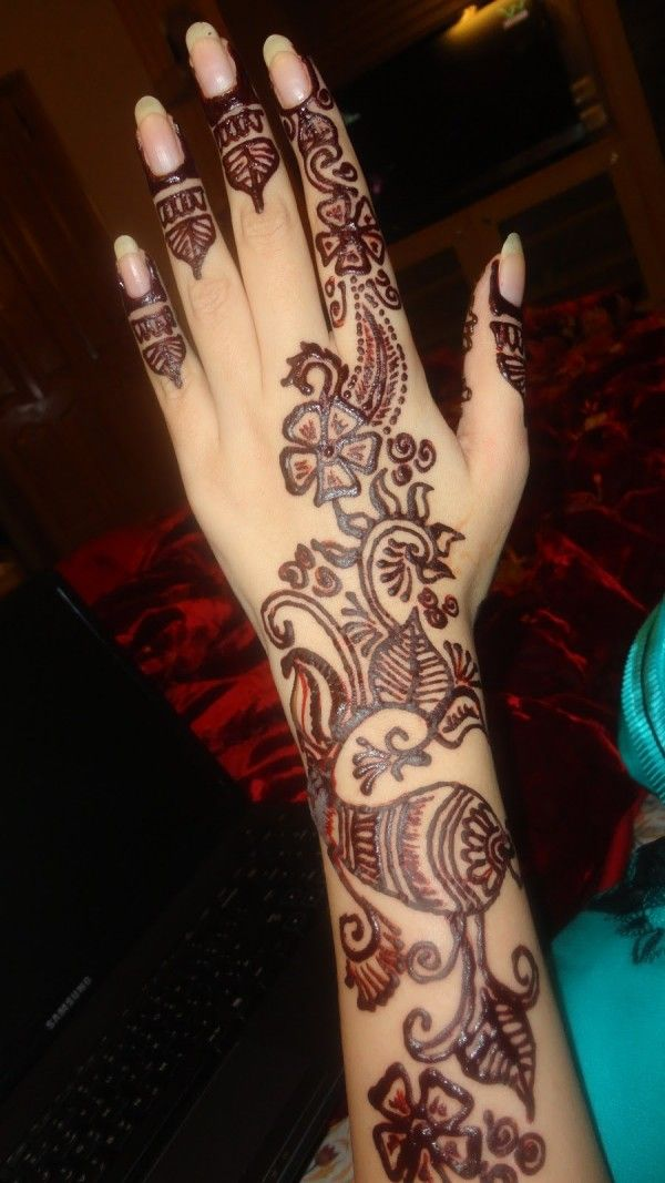 Mehndi Designs Tutorial Pdf : Bästa bilderna om kalyani på pinterest
