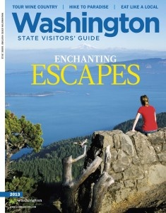 Come for the Orcas, Stay For The Wine!  Get your Washington State Tourism Guide.