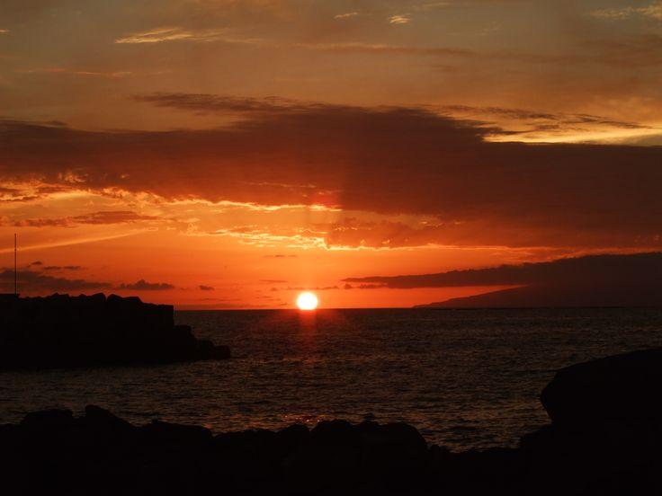 sunset travel tenerife