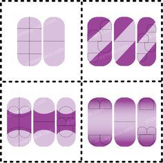 Jamberry French Tips Pedicure: A Step-by-Step Tutorial | Showynails Blog