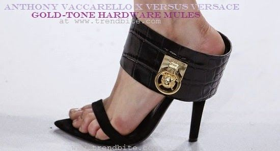 A.Vaccarello X Versus Versace Heels > http://bit.ly/1CNoSQx or http://bit.ly/1AbvLZF Browse similar styles > www.trendbite.com/2014/12/anthony-vaccarello-x-versus-versace.html#.VJ6Me_8CBA