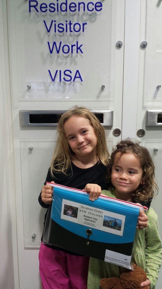 Wondertime girls apply for NZ residency