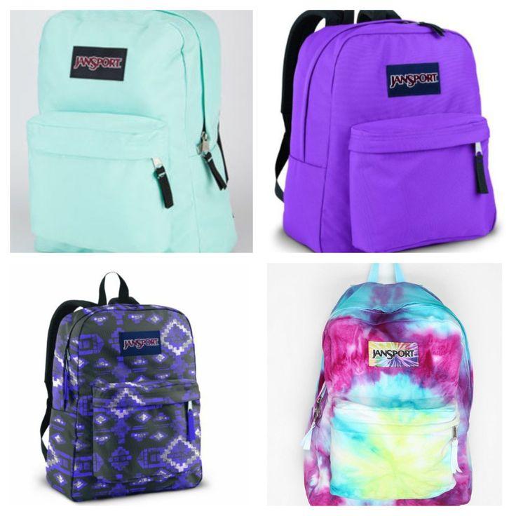 1000  images about Jansport Backpack on Pinterest