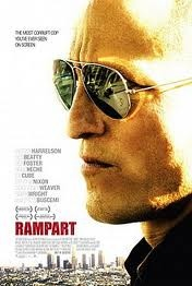 Rampart: Plunging into the darkness of a self-destructive man is a hard thing to watch. But the performance of Woody Harrelson is remarkable. The story takes a bit of time to get started but the 2nd half is extremely well built. It's not only Dave Brown, the central character, who is flawed, it's also the world around him... and maybe the whole world? The story reminded me of another recent similar story and very good film: Shame. What a dark world...