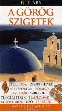 A Görög szigetek - Dalnok Kiadó Zene- és DVD Áruház - Utikönyvek