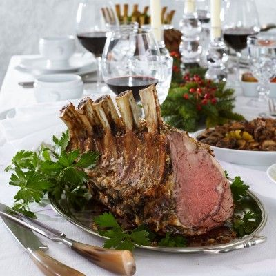 Image Link of Beef Prime Rib Roast, 7 Bone - 16 LB