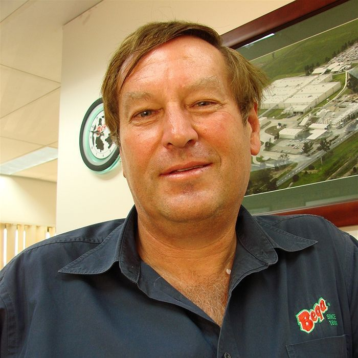 Former Bega Cheese chief executive Maurice Van Ryn is sentenced to 13 years in jail, with a non-parole period of seven years, for multiple child sex offences.