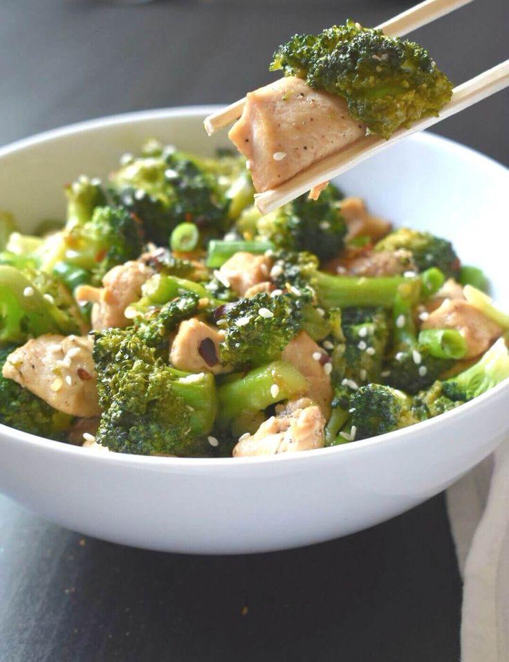 Блюда из брокколи при диете