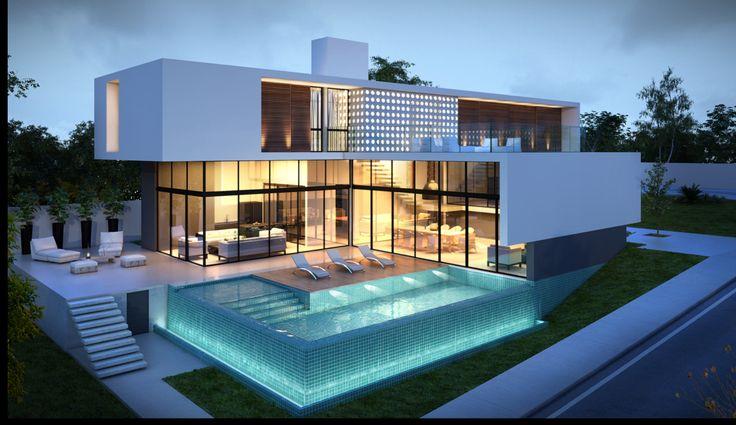 House DR by Vipe arquitetura - vitor pessoa, modern homes http://www.vipearquitetura.com/#!residencia-dr/h36rl