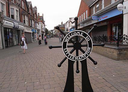 Littlehampton, England