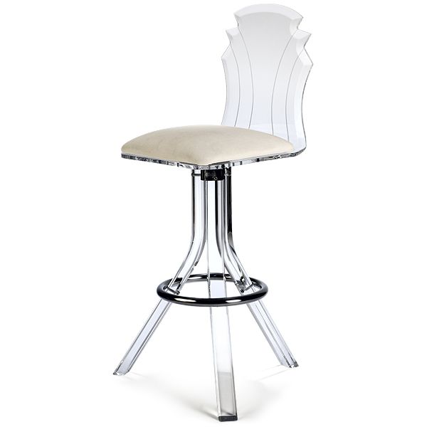 8 Cool Acrylic bar stools - Estateregional.com