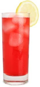 Pink Princess Punch:  1 (46 oz.) can pineapple juice 1 (6 oz.) can frozen pink lemonade 2 1/2 c. water 3 (28 oz.) bottles ginger ale 1 qt. strawberry ice cream