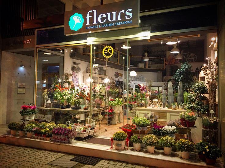 Flowershop Fleurs Trikala Greece