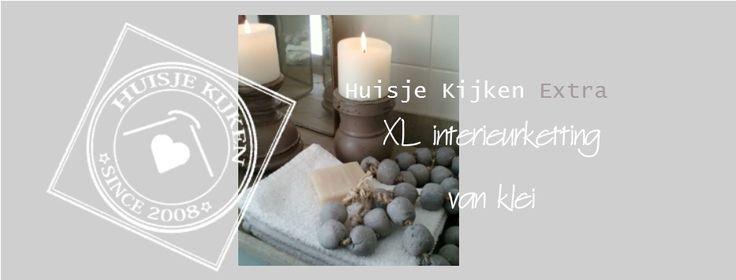 Huisjekijken Extra | XL interieurketting maken