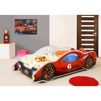Marvelous Plastiko MiniMax Toddler Car Bed