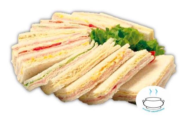 Receta de Sandwich de Miga  #Receta de Sandwich de Miga #Sandwich de Miga #Platos Argentinos