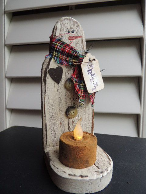 1000+ images about Wooden Snowmen crafts on Pinterest