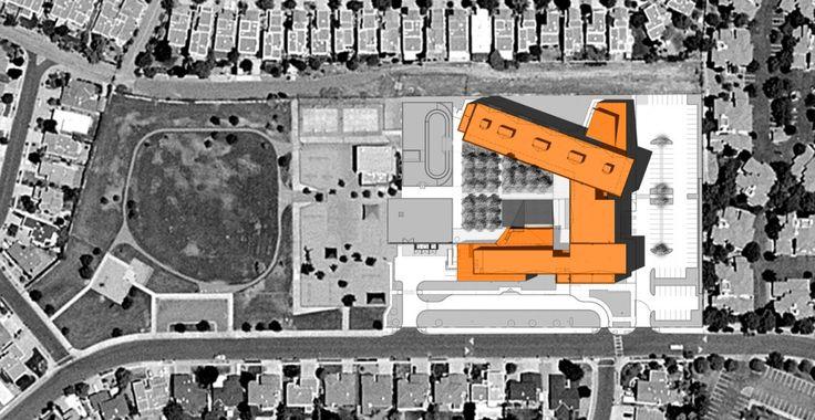 George O'Keefe Elementary School / Jon Anderson Architecture