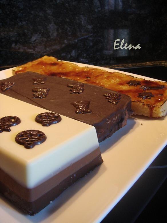 Chocolate y Pimienta: Turrones varios y felices fiestas