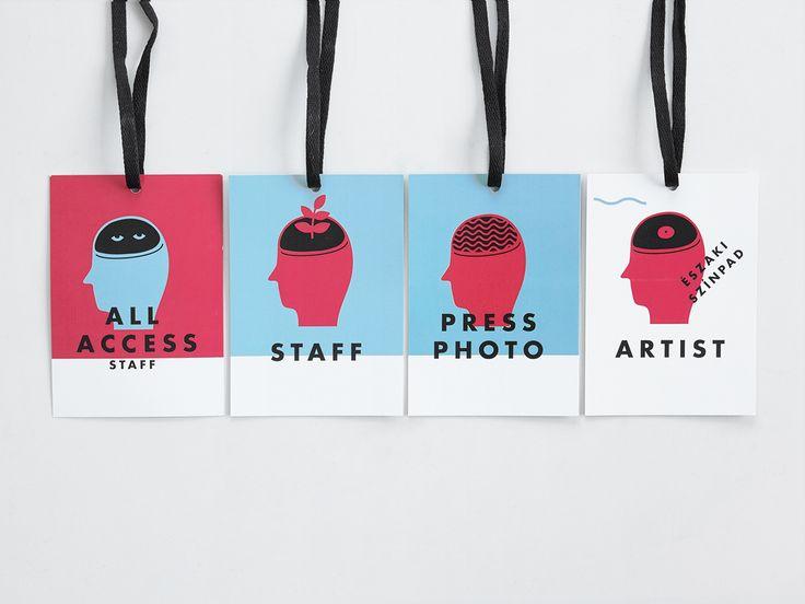 '15 Bánkitó Cultural-Music Festival identity & campaign on Behance