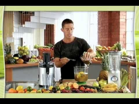 Why Juice - by Juice Master Jason Vale  This guy changed my life and the way I look at nutrition and health