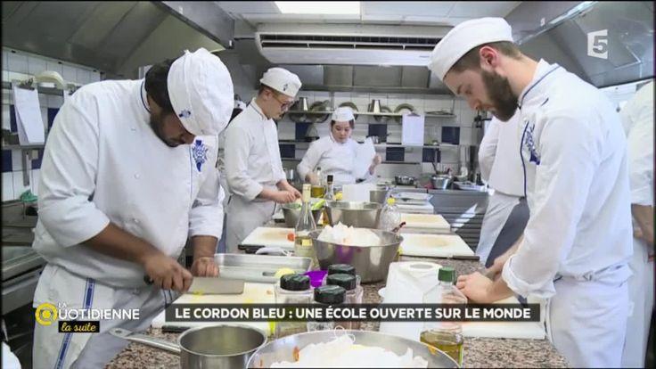 17 best images about recettes de cuisine gourmandises on - Cours de cuisine cordon bleu ...