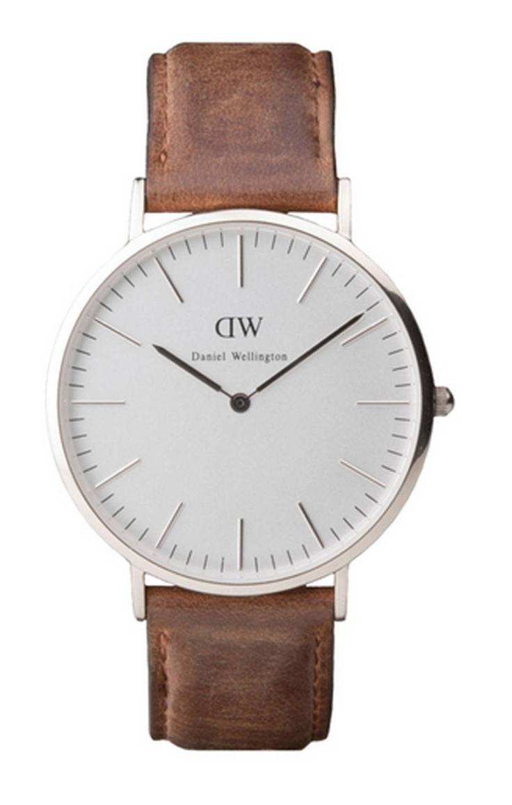 Classic Cardiff by Daniel Wellington. $229 on Consignd.