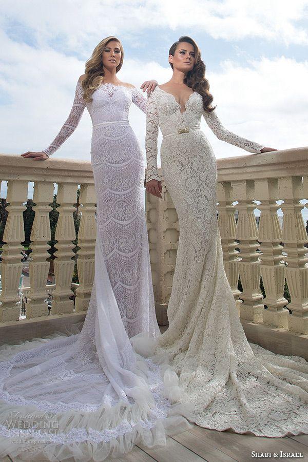 Shabi & Israel 2015 Wedding Dresses | Wedding Inspirasi
