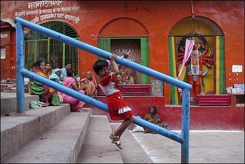 P L A Y I N G. Varanasi