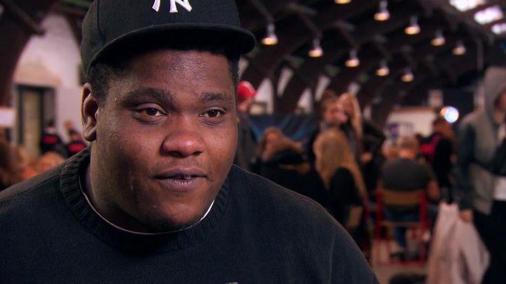 VIDEO Renés rødder giver hans stemme sjæl | X Factor | DR