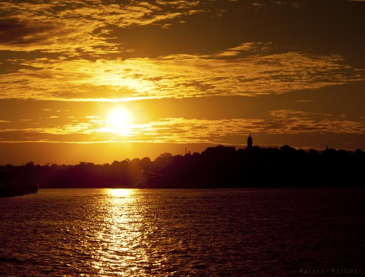 #cannon #darling #darlingharbor #harbor #nature #sun #sunset #sunshine #sydney #cockiebay