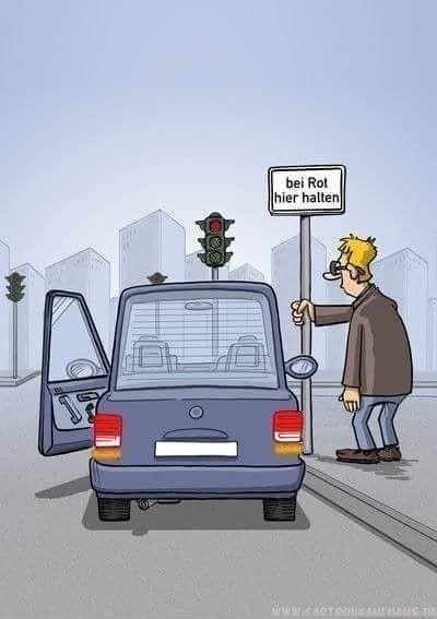 Rot #derneuemann #humor #lustig #spaß