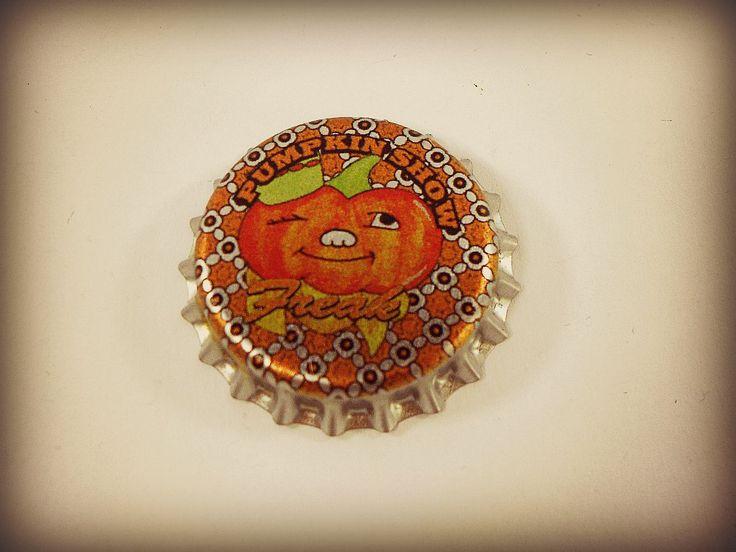 Pumpkin Show Bottle Cap Fridge Magnet for Circleville Pumpkin Show. Order this now @ http://www.realsouvenir.com/pumpkin-show/pumpkin-show-bottle-cap-fridge-magnet.html