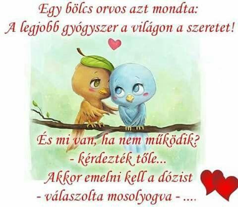 Szeretet...